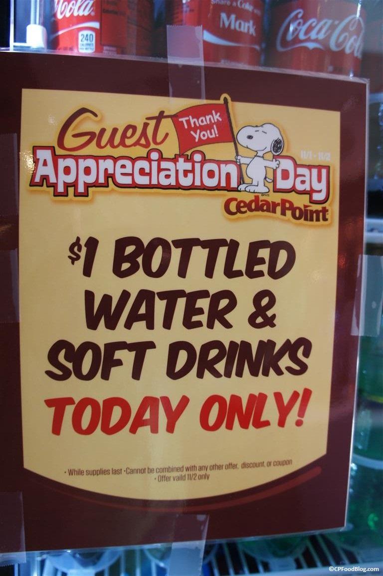 2014 Cedar Point Guest Appreciation Day Food Deals - CP Food Blog