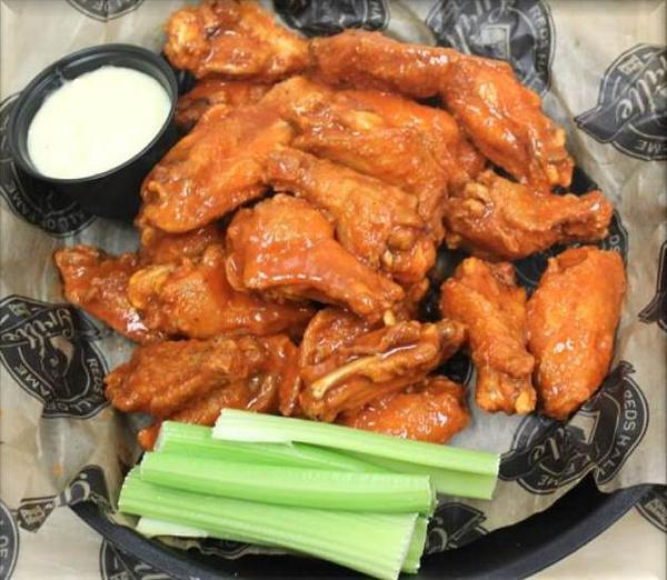 Reds Hall of Fame Wings