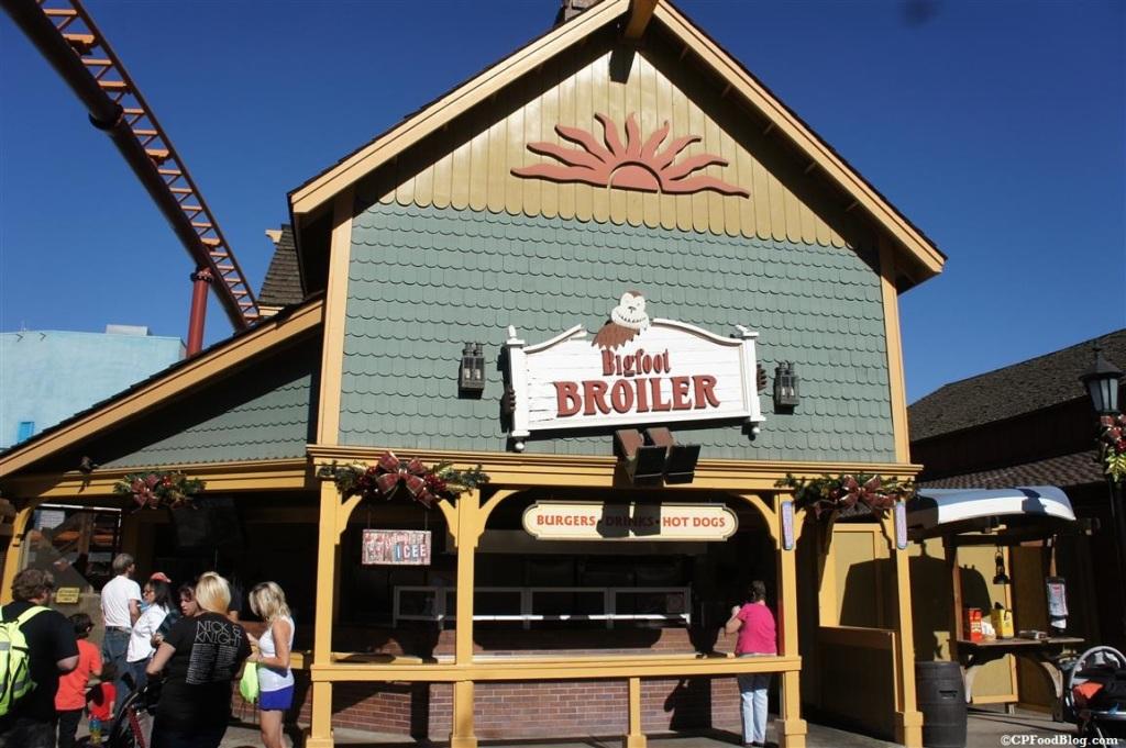 141125 Knott's Bigfoot Broiler