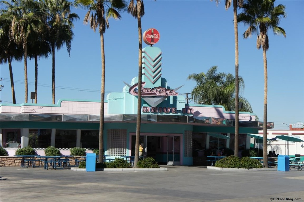 141125 Knott's Coasters Diner