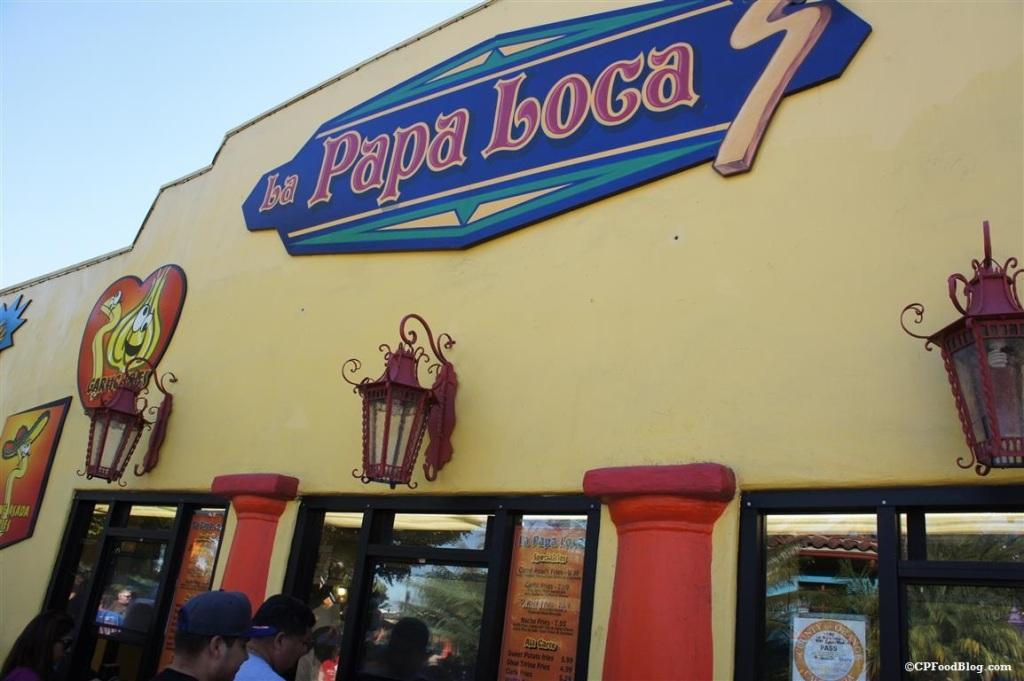141125 Knott's La Papa Loca