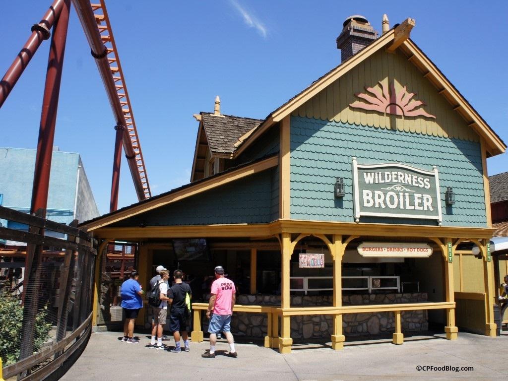 160419 Knott's Berry Farm Wilderness Broiler