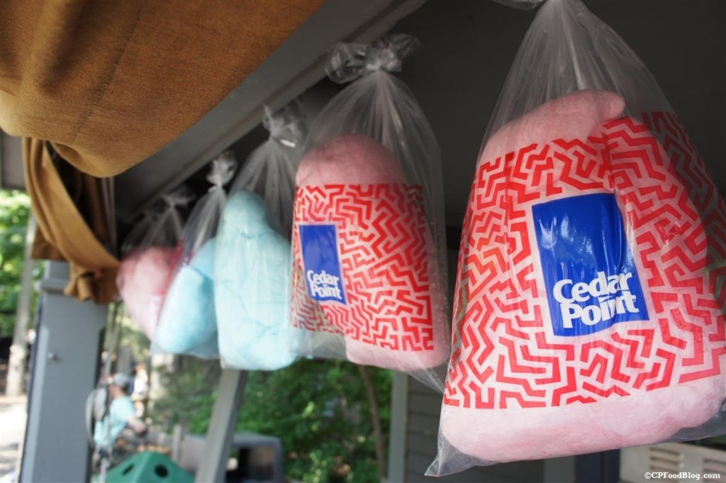 140628 Cedar Point Cotton Candy