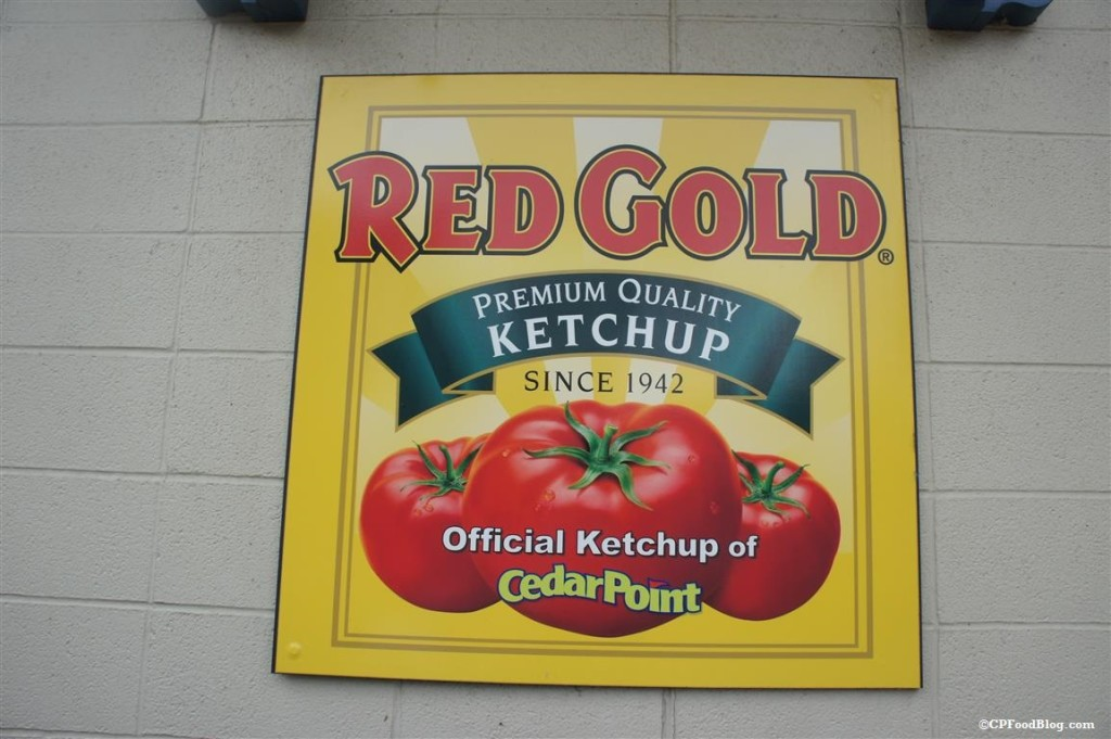 140719 red gold official ketchup of cedar point