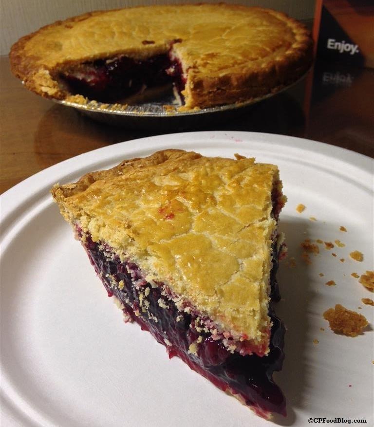 141126 Knott's Boysenberry Pie