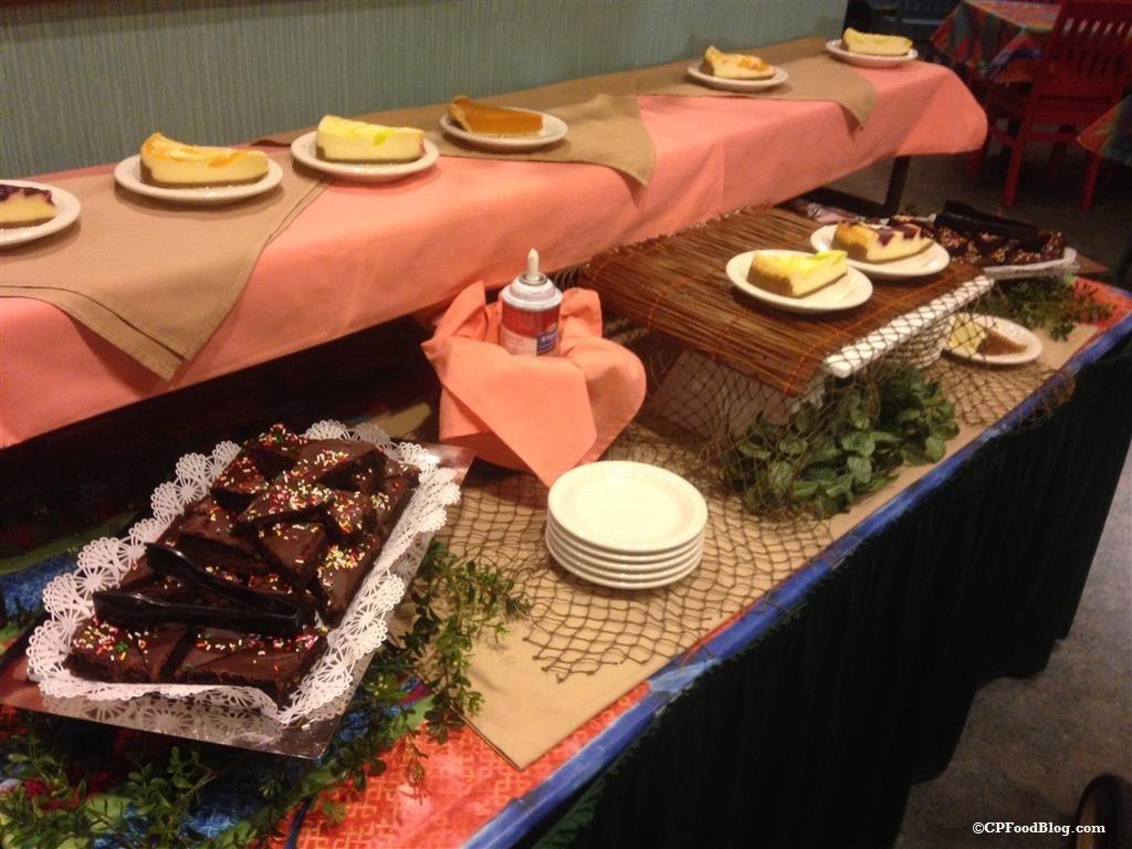 150130 Castaway Bay Mango Mike's Dinner Desserts