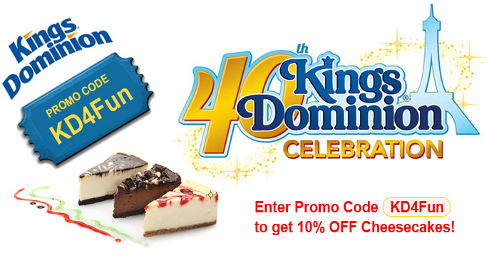Discount coupons for kings dominion