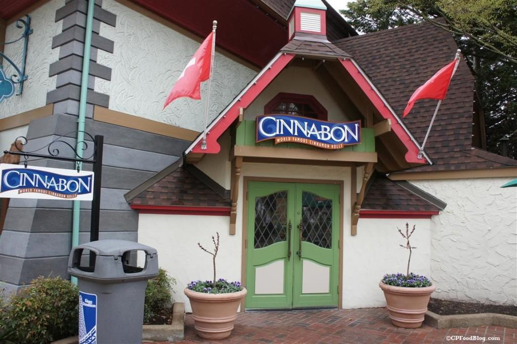 150408 Kings Dominion Cinnabon