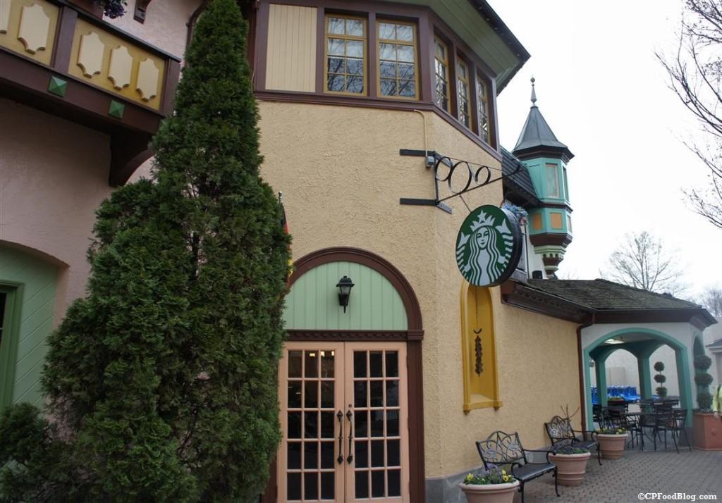 150408 Kings Dominion Starbucks