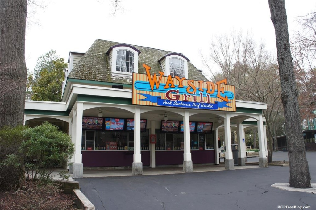 150408 Kings Dominion Wayside Grill