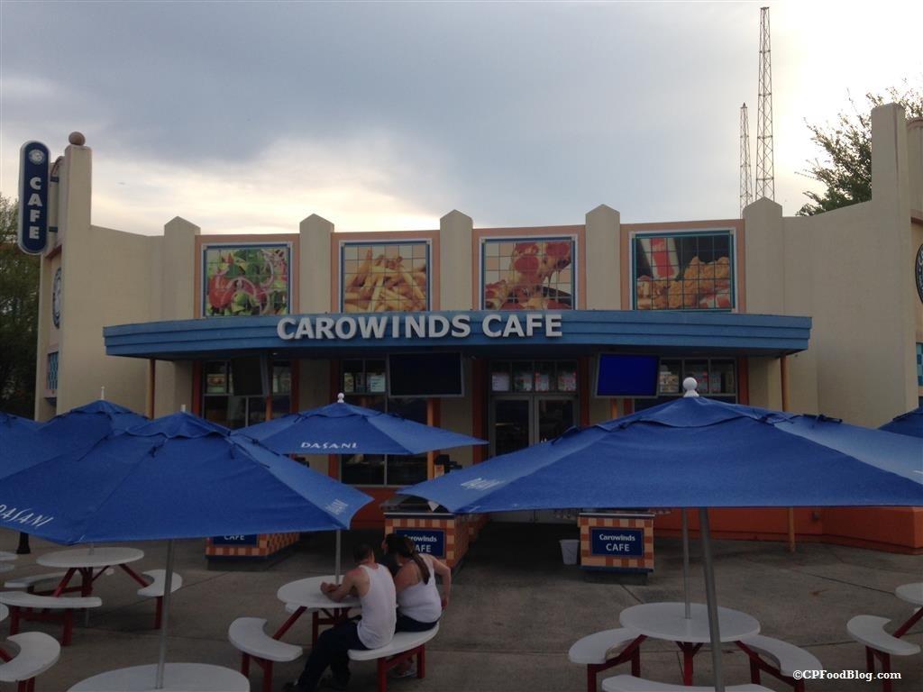 150409 Carowinds Cafe