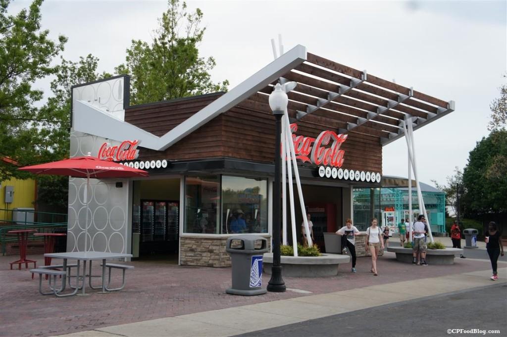150409 Carowinds Coca-Cola Marketplace