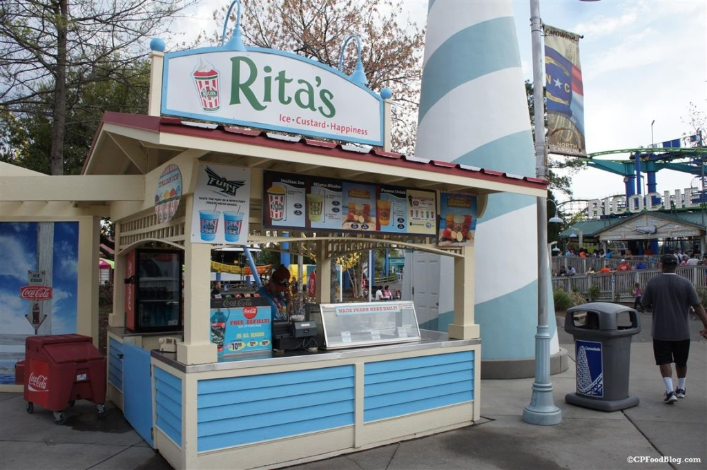 150409 Carowinds Rita's Italian Ice (Carolina Boardwalk)