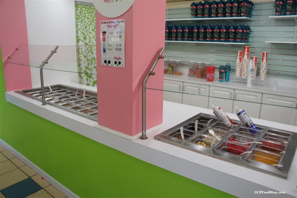 150409 Carowinds Sweet Frog Toppings Bar