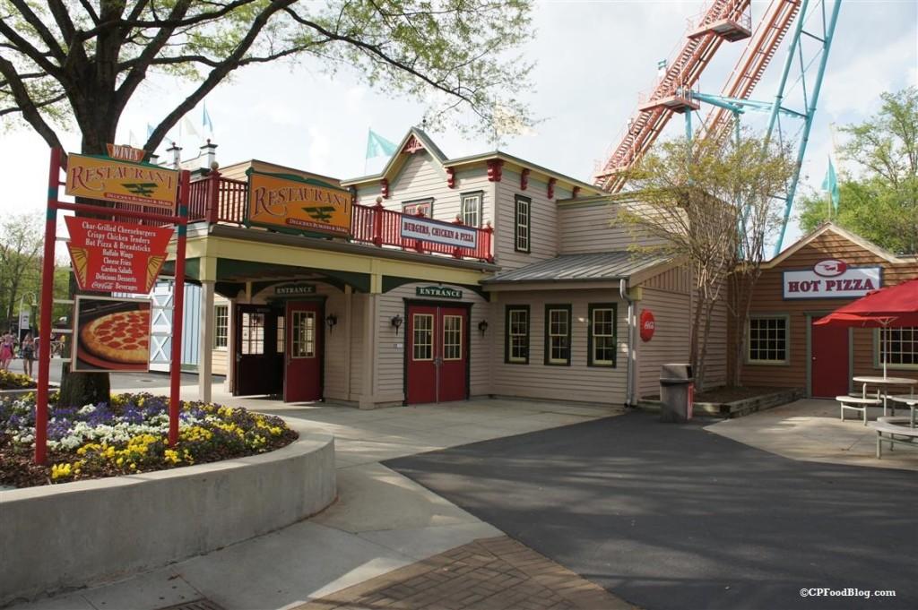 150409 Carowinds Wings Restaurant
