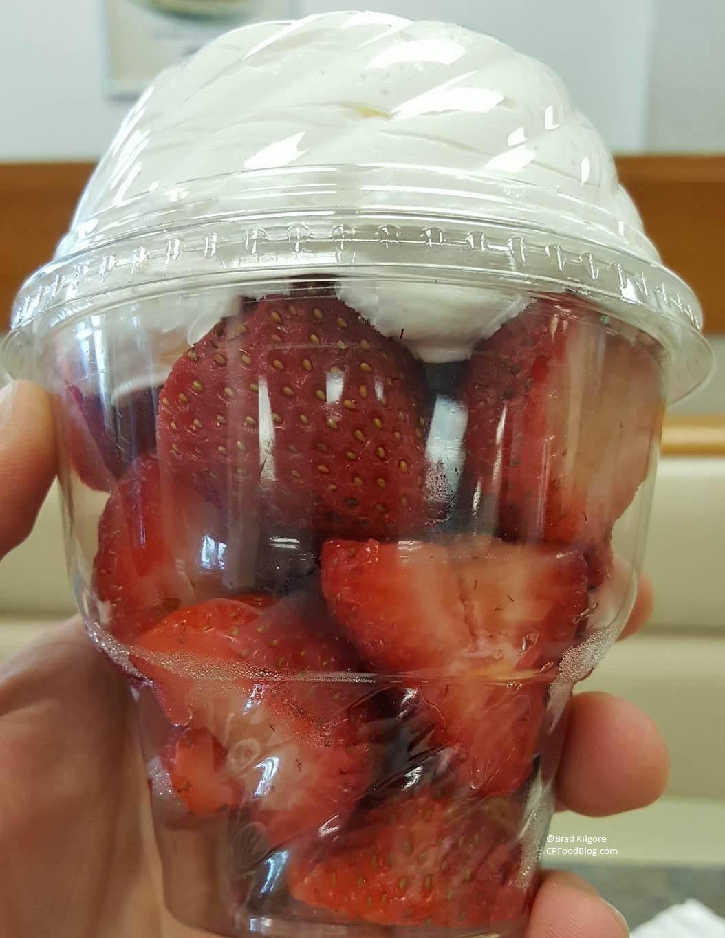 160521 Kings Island Strawberries and Cream