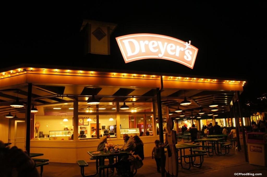 141125 Knott's Dreyer's Ice Cream