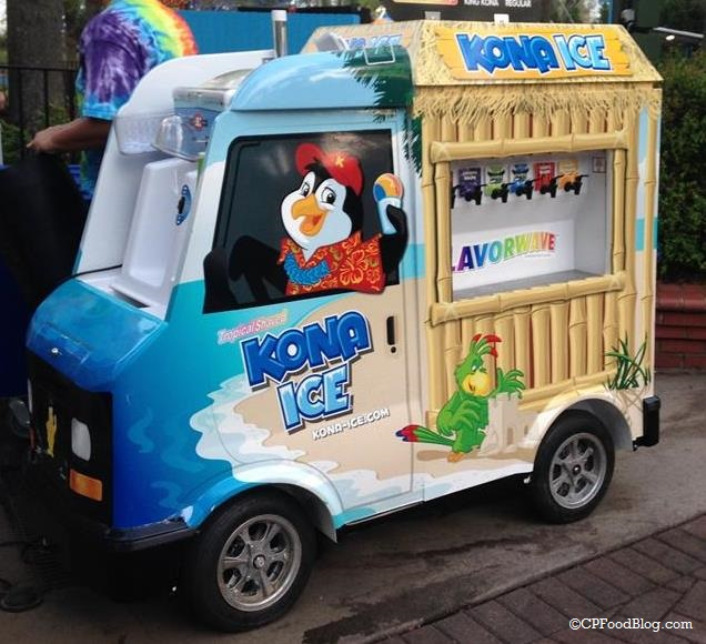 150409 Carowinds Kona Ice Cart (1)