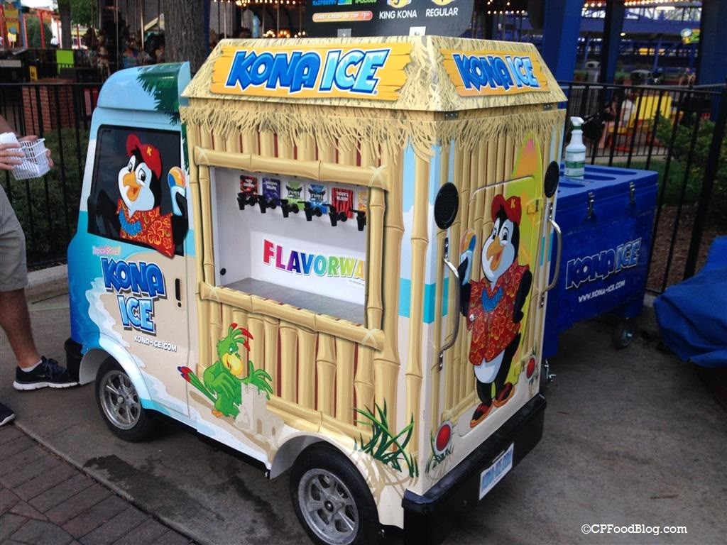 150409 Carowinds Kona Ice Cart (4)