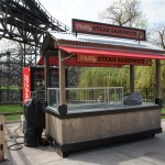 150510 Cedar Point Philly Steak Sandwich Stand