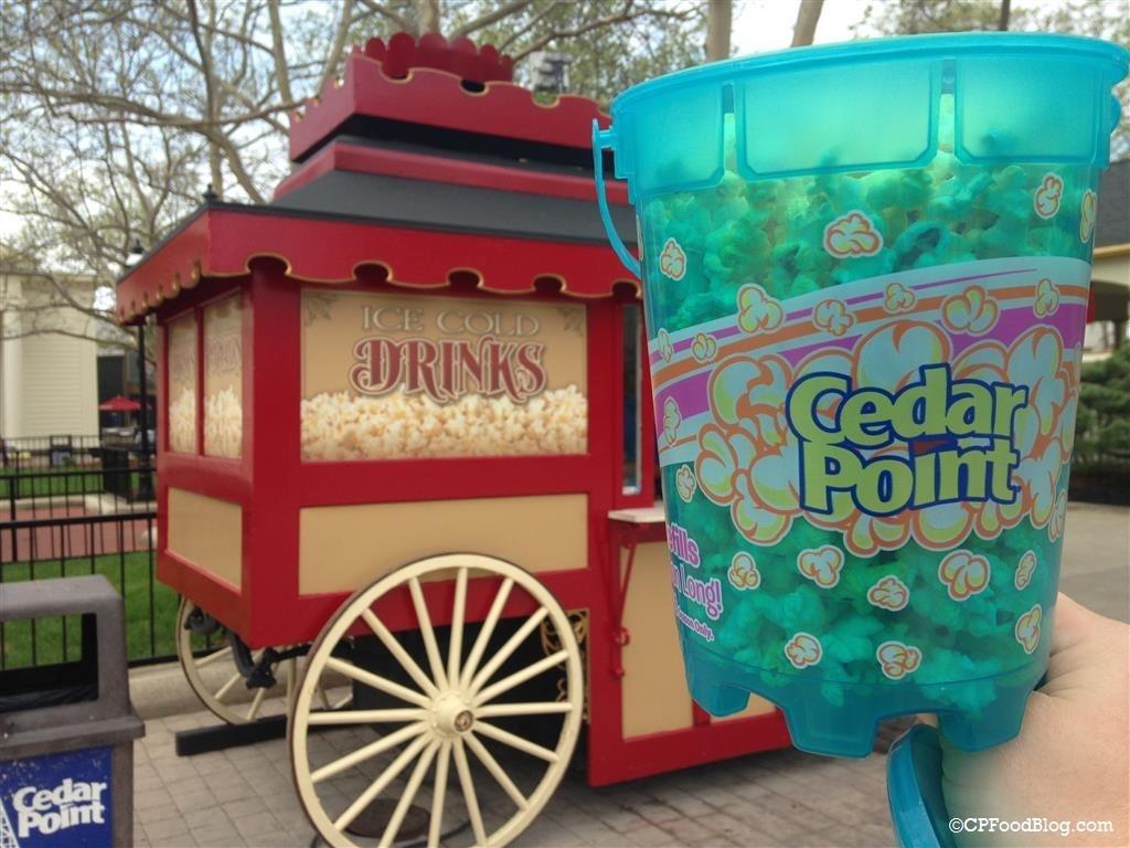 150510 Cedar Point Popcorn Bucket