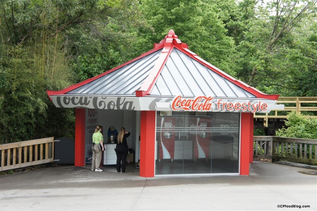 150523 Worlds of Fun Coca-Cola Freestyle (Orient)
