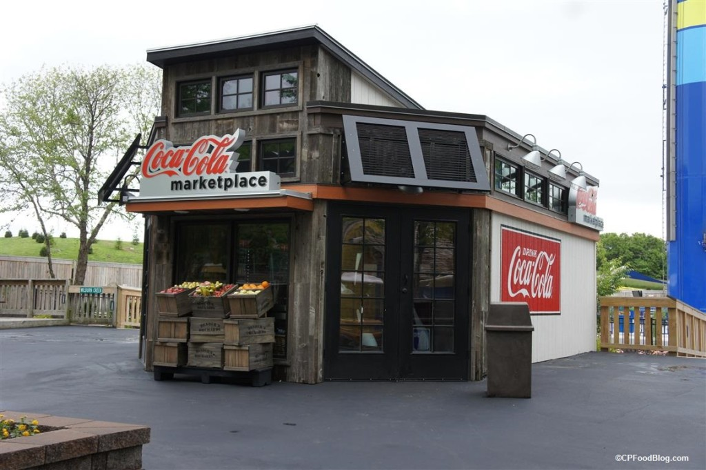 150523 Worlds of Fun Coca-Cola Marketplace
