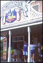 1997 Kings Island Skyline Chili Coney Mall