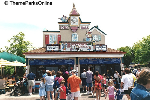Kings Island Busytown Grill ©WorldsofFun.org