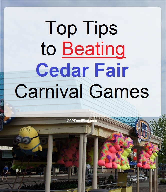 Top Tips to Beating Cedar Fair Carnival Games