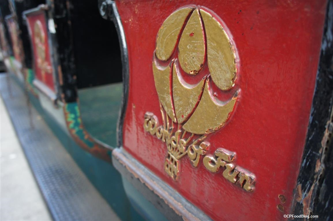 150522 Worlds of Fun Train Logo