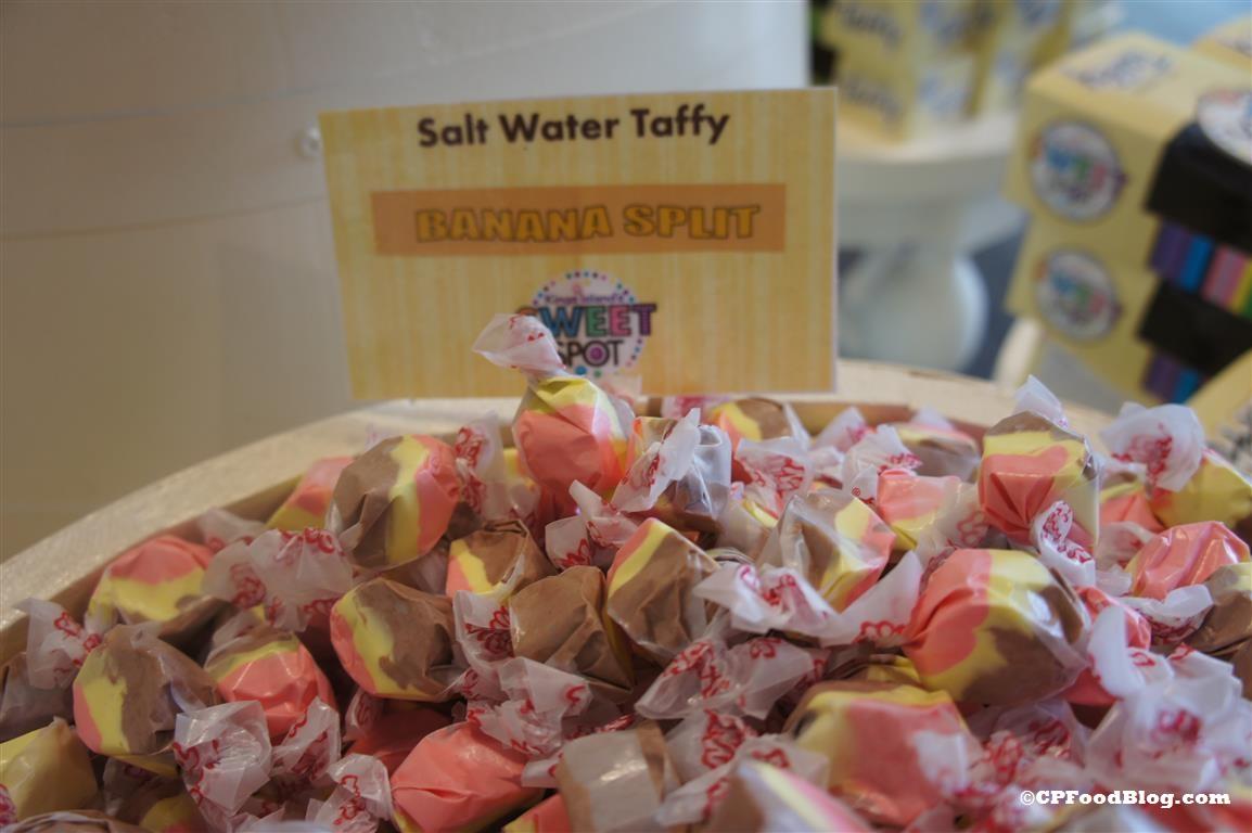 salt water taffy flavor chart