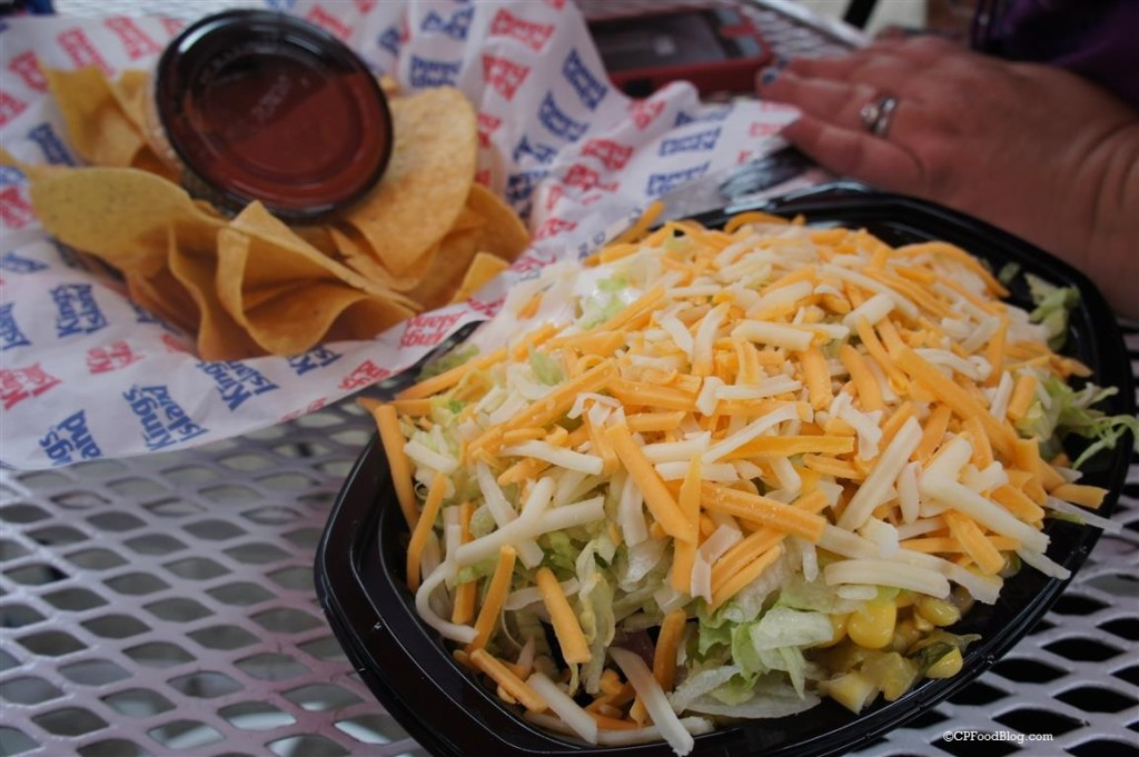 150808 Kings Island Hank's Burrito Shack Bowl