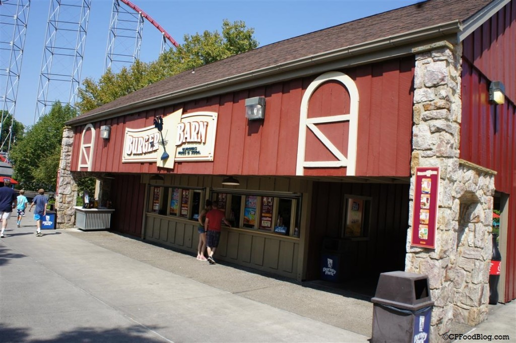 150905 Dorney Park Burger Barn