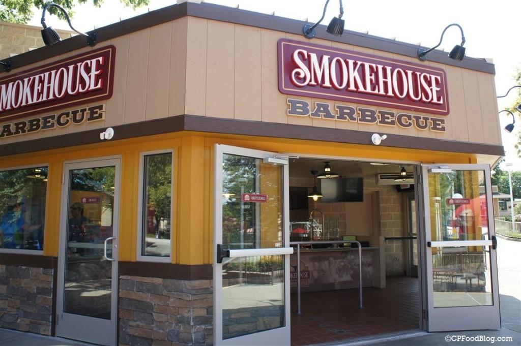 150905 Dorney Park Smokehouse Barbecue