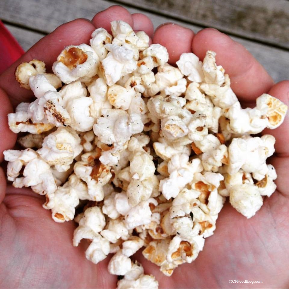 150918 Cedar Point Kettle Corn