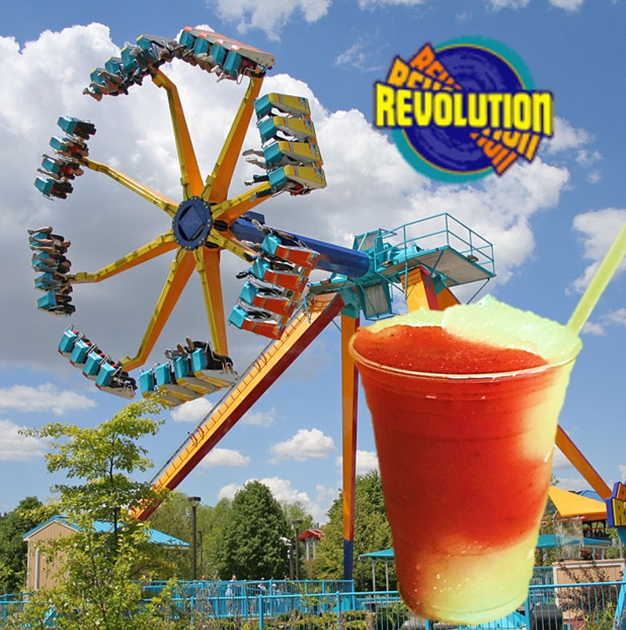 Dorney Park Chickie S Amp Pete S Signature Drinks Cp Food Blog