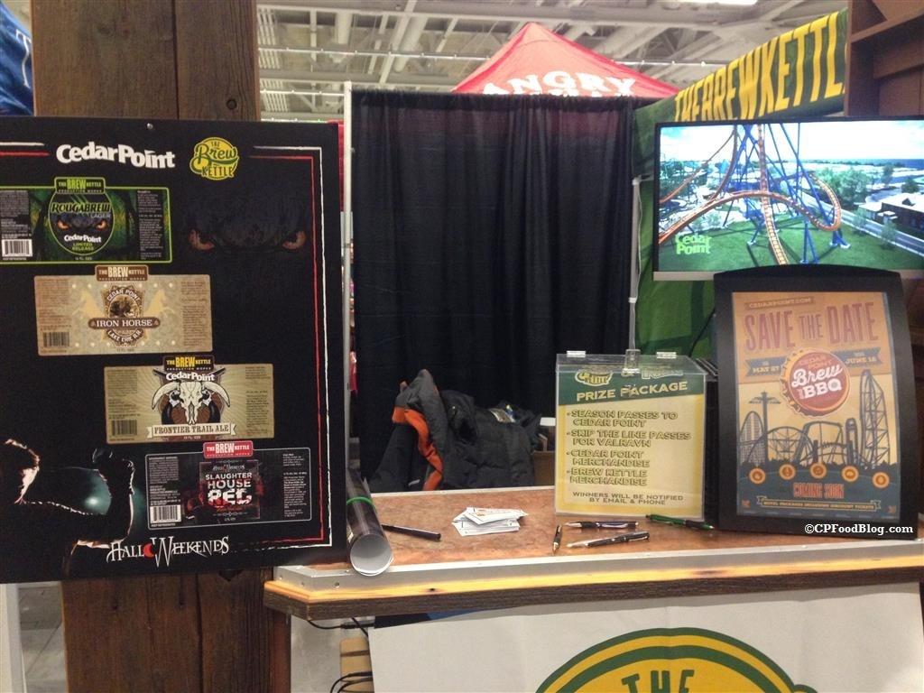 Cedar Point Valravn Beer Koozies Giveaway Cp Food Blog
