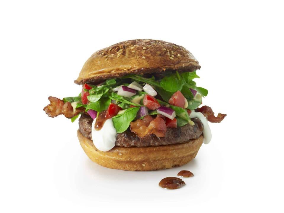 Eureka! Fig Burger