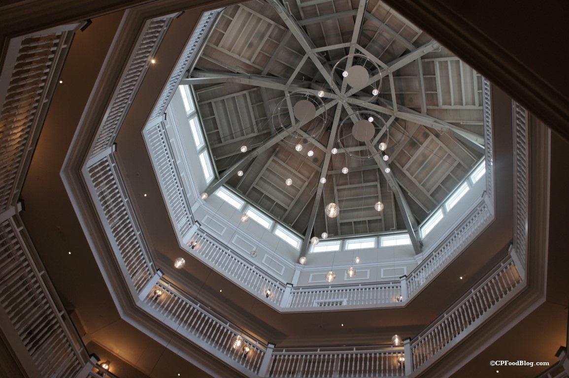 150510 Cedar Point Hotel Breakers Rotunda