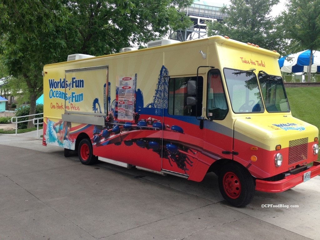 150523 Worlds of Fun Food Truck