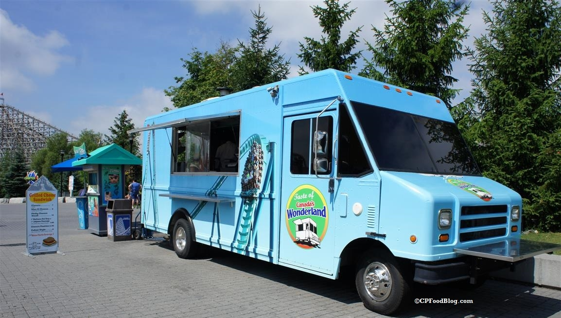 150715 Taste of Canada's Wonderland Food Truck