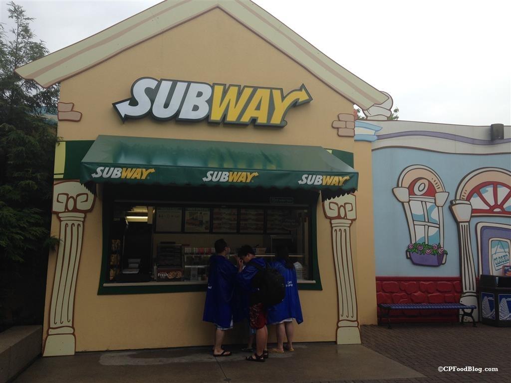 150717 Canada's Wonderland Subway (Kidzville)