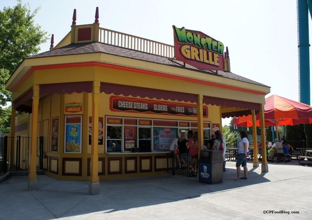150905 Dorney Park Monster Grill
