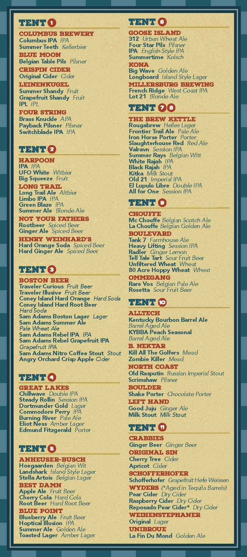 2016 Brew and BBQ Beer List_Page_1