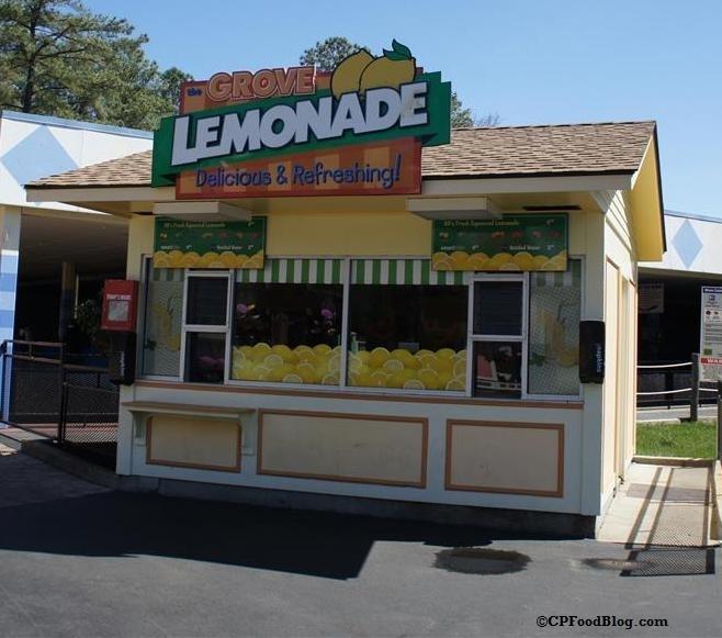 160330 Kings Dominion Grove Lemonade