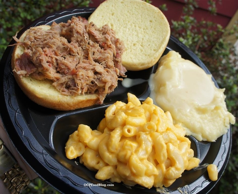 160402 Kings Dominion Country Kitchen BBQ Pork (1)