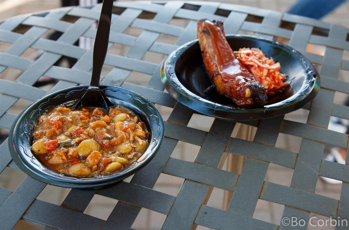 160416 Carowinds Taste of the Carolinas Brunswick Stew and Rib ©Bo Corbin