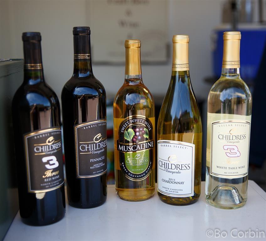 160416 Carowinds Taste of the Carolinas Childress Wines ©Bo Corbin
