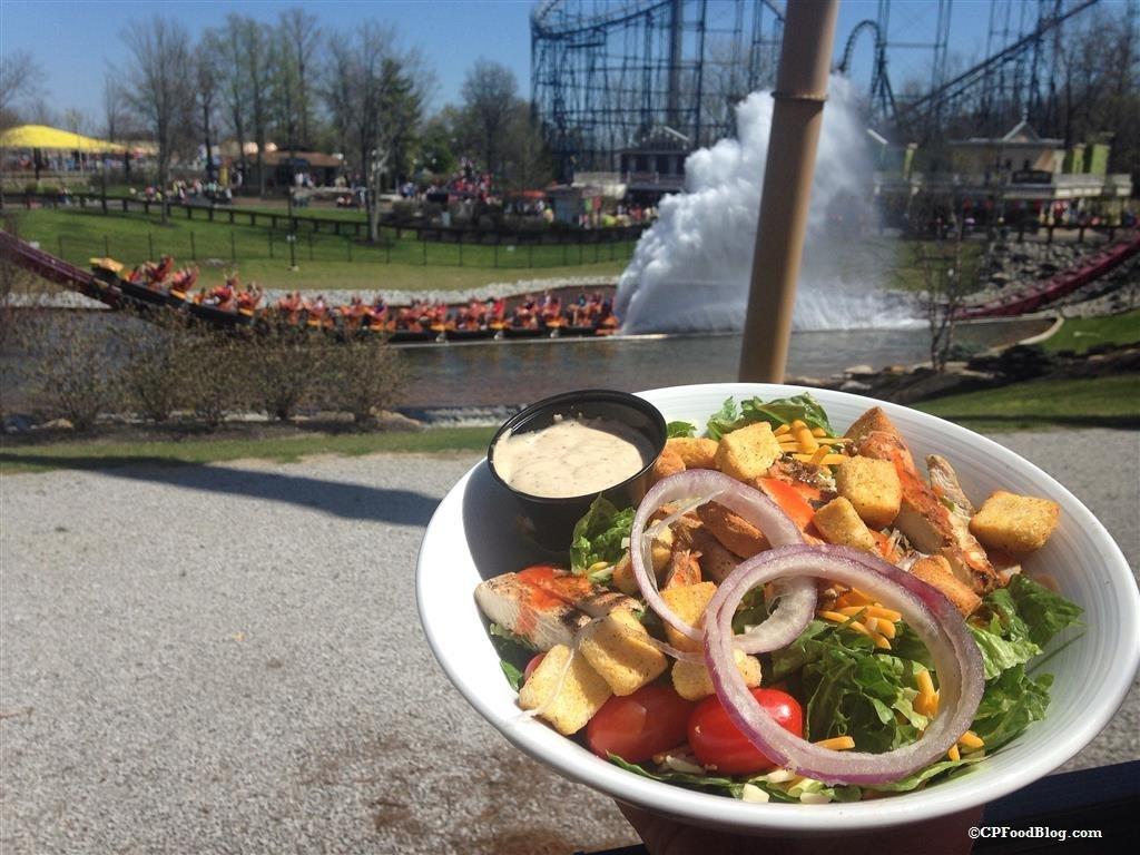 160416 Kings Island Reds Hall of Fame Buffalo Chicken Salad